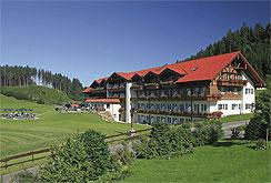 Golf deutschland bayern golfhotel in oberstaufen for Golf oberstaufen