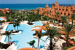Golf spanien andalusien costa de la luz golf hotel und for Design hotels andalusien