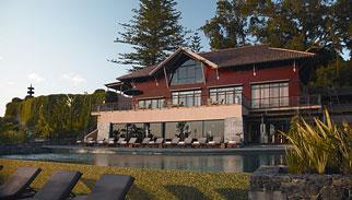 Choupana Hills Golfresort & Spa.
