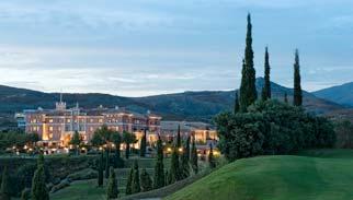 Golfresort Villa Padierna